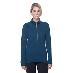 KUHL Zuri 1/2 Zip Womens Sweater, Marine, 256