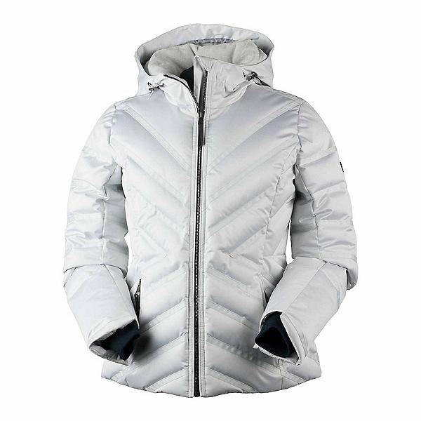 Obermeyer Belle Down Womens Insulated Ski Jacket, Ceramic, 600