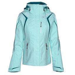 Obermeyer Juno System Womens Insulated Ski Jacket, Sea Glass, 256