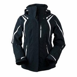 Obermeyer Juno System Womens Insulated Ski Jacket, Black, 256