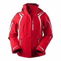 Obermeyer Juno System Womens Insulated Ski Jacket, Crimson, 256