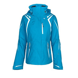 Obermeyer Juno System Womens Insulated Ski Jacket, Polar Blue, 256