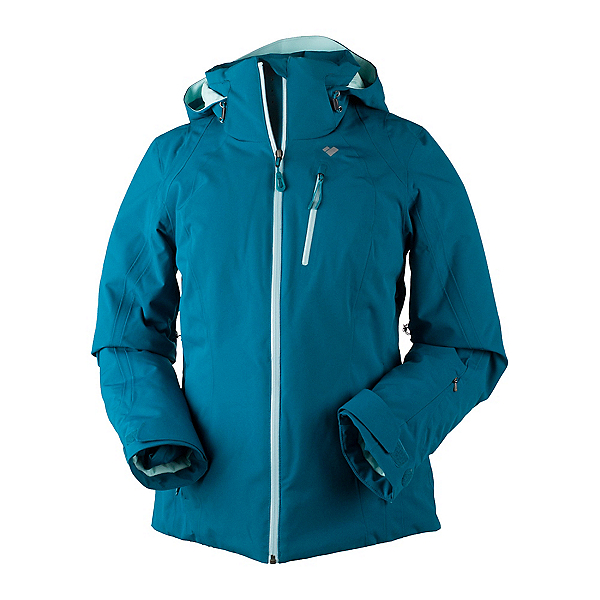 Obermeyer Jette Womens Insulated Ski Jacket, Cove, 600