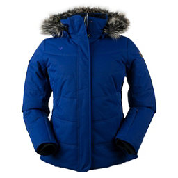 Obermeyer Tuscany w/Faux Fur Womens Insulated Ski Jacket, Dusk, 256