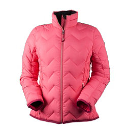 Obermeyer Del Down Insulator Womens Jacket, Island Sunset, 256