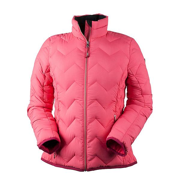Obermeyer Del Down Insulator Womens Jacket, Island Sunset, 600