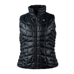 Obermeyer Soleil Reversible Down Womens Vest, Black, 256