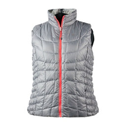 Obermeyer Soleil Reversible Down Womens Vest, Overcast, 256