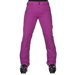 Obermeyer Malta Womens Ski Pants, Violet Vibe, 256