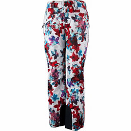 Obermeyer Malta Womens Ski Pants, Snow Fire Floral, 256