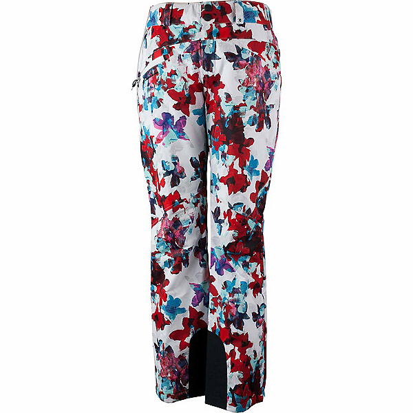 Obermeyer Malta Womens Ski Pants, Snow Fire Floral, 600