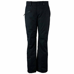 Obermeyer Malta - Short Womens Ski Pants, Black, 256