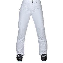 Obermeyer Malta - Long Womens Ski Pants, White, 256