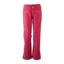 Obermeyer Clio Softshell - Short Womens Ski Pants, Island Sunset, 256