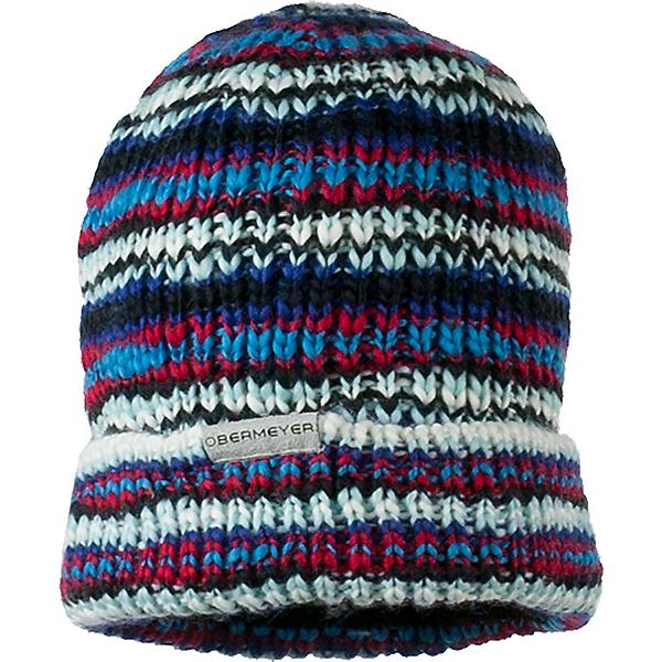 Obermeyer Pepper Knit Womens Hat, Crimson, 600