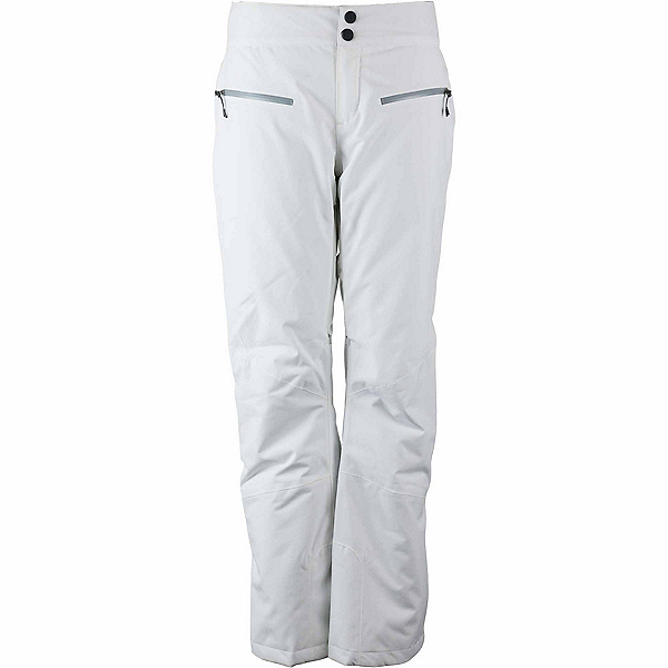 Obermeyer Bliss - Short Womens Ski Pants, White, 600