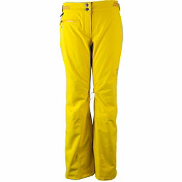 Obermeyer Straight Line Womens Ski Pants, Turmeric, 256