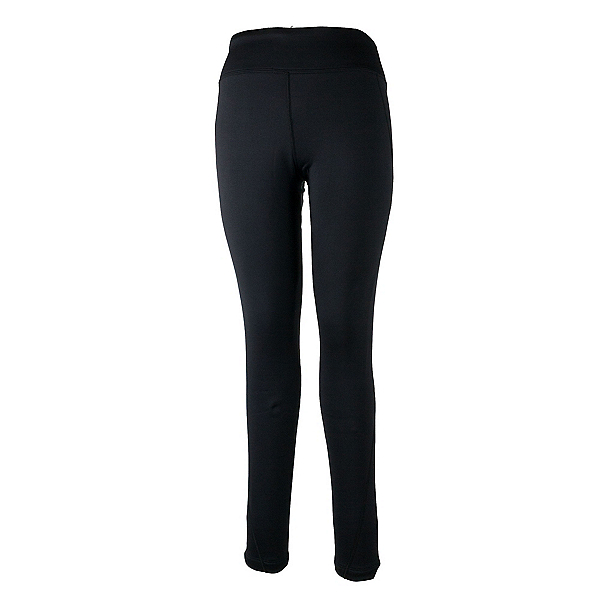 Obermeyer Ultrastretch Tight Womens Long Underwear Pants, Black, 600