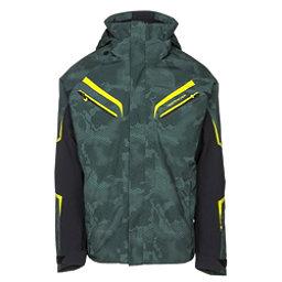 Obermeyer Trilogy Prime Mens Insulated Ski Jacket, Bit Camo, 256