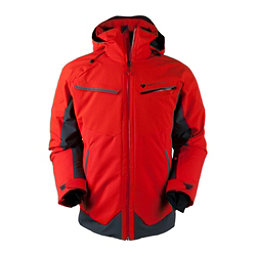 Obermeyer Z-Axis Mens Insulated Ski Jacket, Red, 256