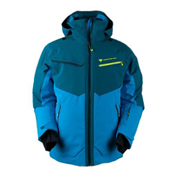 Obermeyer Z-Axis Mens Insulated Ski Jacket, Cove, 256