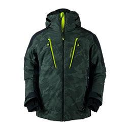 Obermeyer Foundation Mens Insulated Ski Jacket, Bit Camo, 256