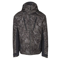 Obermeyer Foundation Mens Insulated Ski Jacket, Camo, 256
