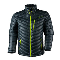 Obermeyer Hyper Insulator Mens Jacket, Ebony, 256