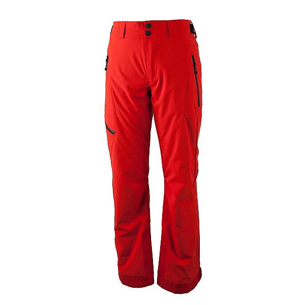 Obermeyer Force Short Mens Ski Pants, Red, 600