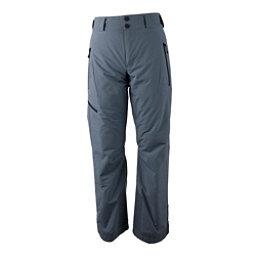Obermeyer Force Short Mens Ski Pants, Ebony, 256