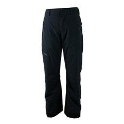 Obermeyer Force Short Mens Ski Pants, Black, 256