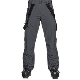 Obermeyer Force Suspender Mens Ski Pants, Ebony, 256