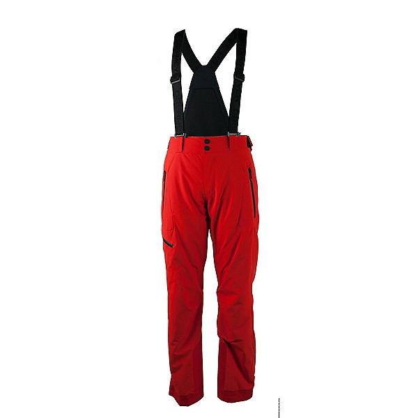Obermeyer Force Suspender Mens Ski Pants, Red, 600