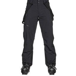 Obermeyer Force Suspender Mens Ski Pants, Black, 256