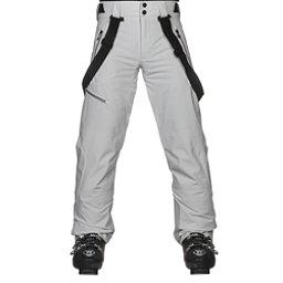 Obermeyer Force Suspender Mens Ski Pants, Fog, 256