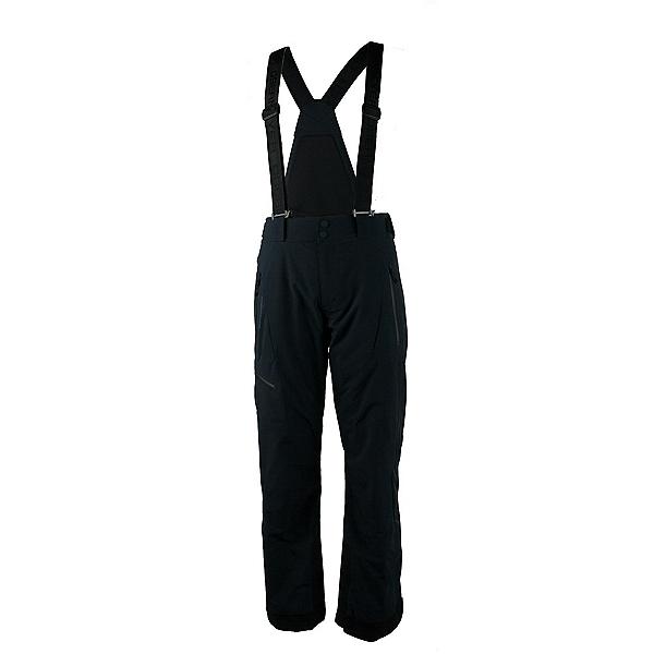 Obermeyer Force Suspender Long Mens Ski Pants, Black, 600