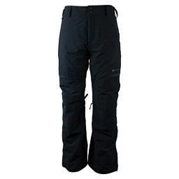 Obermeyer Ballistic Mens Ski Pants, Black, 256
