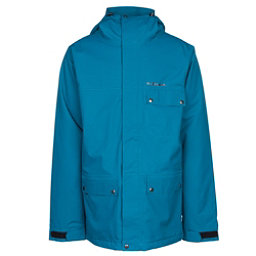 Armada Emmett Mens Insulated Ski Jacket, Blue, 256