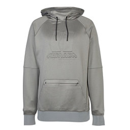 Armada Horizon Tech Mens Hoodie, Brushed Nickel, 256