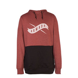 Armada Multiply Mens Hoodie, Port, 256