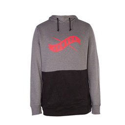 Armada Multiply Mens Hoodie, Charcoal, 256
