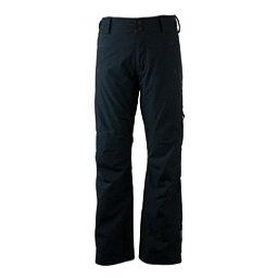 Obermeyer Process Short Mens Ski Pants, Black, 256