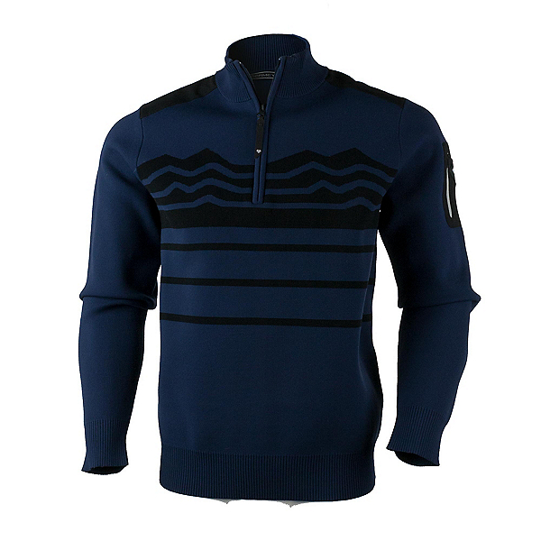 Obermeyer Tera Mens Sweater, Storm Cloud, 600