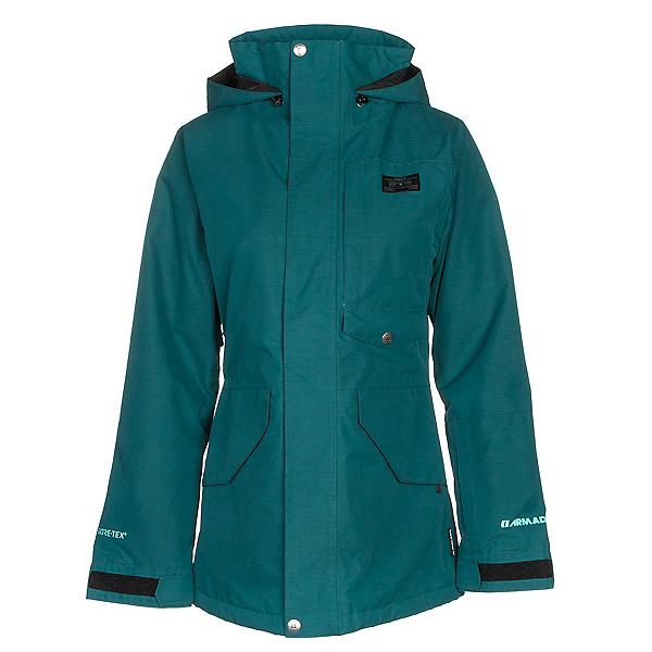 Armada Kana GORE-TEX Womens Insulated Ski Jacket, Lake, 600