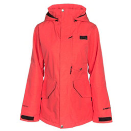 Armada Kana GORE-TEX Womens Insulated Ski Jacket, Hot Coral, 256