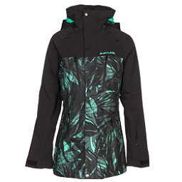 Armada Stadium Insulated Womens Insulated Ski Jacket, Wintergreen Fern, 256