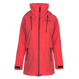 Armada Gypsum Womens Shell Ski Jacket, Hot Coral, 256