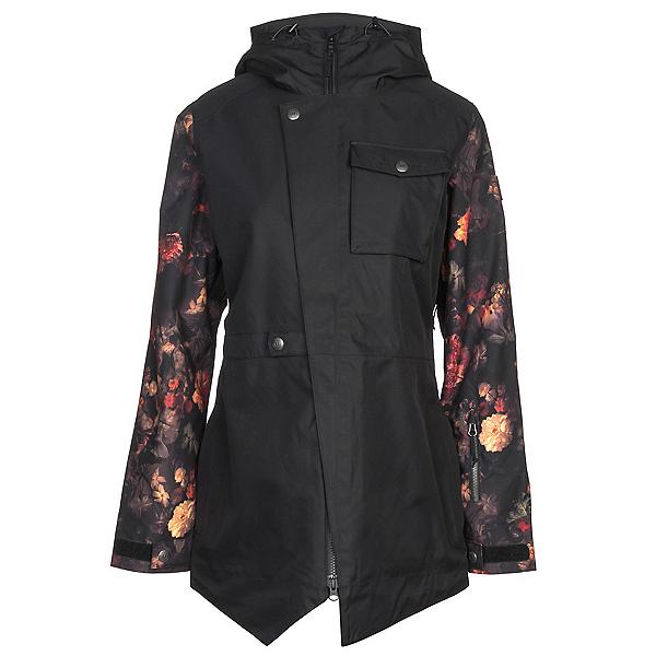 Armada Helena Womens Insulated Ski Jacket, Black, 600