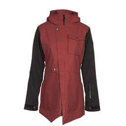 Armada Helena Womens Insulated Ski Jacket, Port, 256