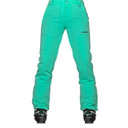 Armada Lenox Insulated Womens Ski Pants, Wintergreen, 256